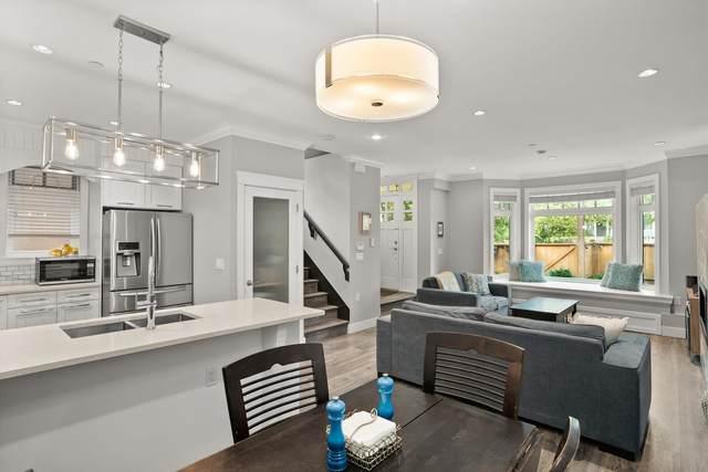 1046 E 12TH Avenue, Vancouver, BC V5T 2J6 (#R2620562) :: Ben D'Ovidio Personal Real Estate Corporation   Sutton Centre Realty