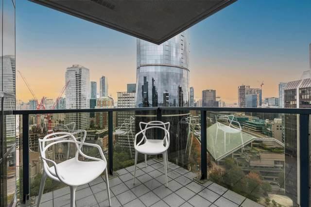 1050 Burrard Street #2505, Vancouver, BC V6Z 2S3 (#R2620612) :: MC Real Estate Group
