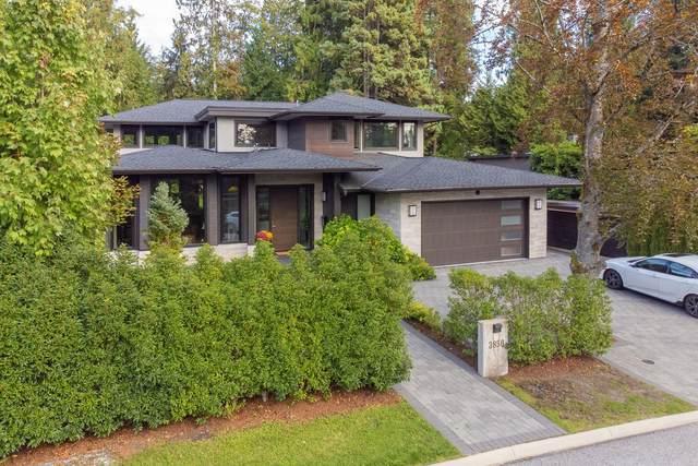 3850 Hillcrest Avenue, North Vancouver, BC V7R 4B6 (#R2621492) :: Initia Real Estate