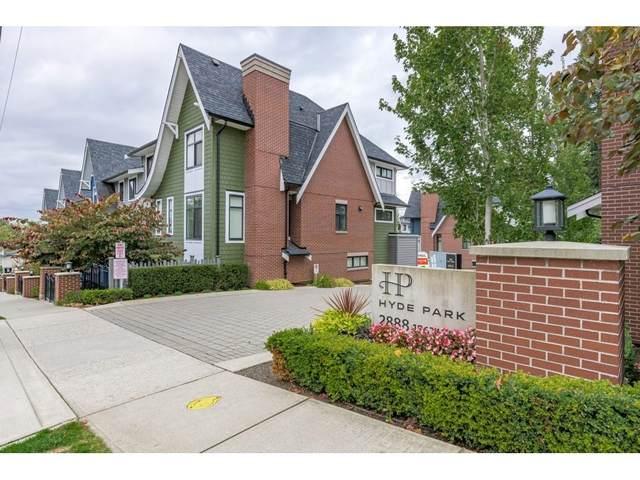 2888 156 Street #11, Surrey, BC V3Z 0C7 (#R2621933) :: Ben D'Ovidio Personal Real Estate Corporation   Sutton Centre Realty