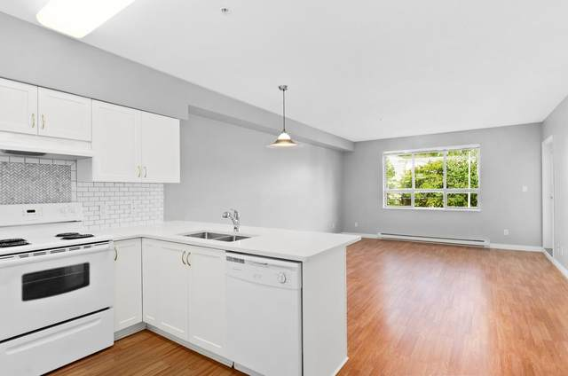 16068 83 Avenue #209, Surrey, BC V4N 0N2 (#R2622262) :: Macdonald Realty