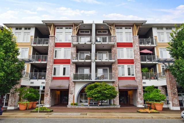 12350 Harris Road #324, Pitt Meadows, BC V3Y 0C5 (#R2622413) :: Ben D'Ovidio Personal Real Estate Corporation   Sutton Centre Realty