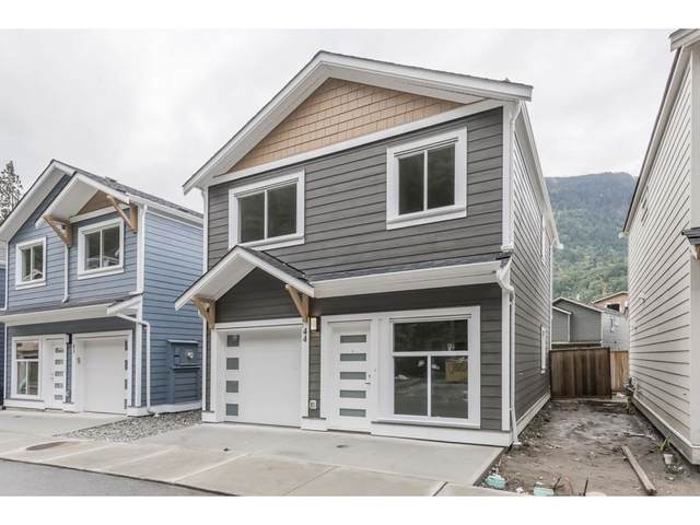 750 Hot Springs Road #44, Harrison Hot Springs, BC V0M 1K0 (#R2622439) :: 604 Home Group