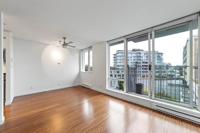 328 E 11TH Avenue #604, Vancouver, BC V5T 4W1 (#R2622572) :: Ben D'Ovidio Personal Real Estate Corporation   Sutton Centre Realty