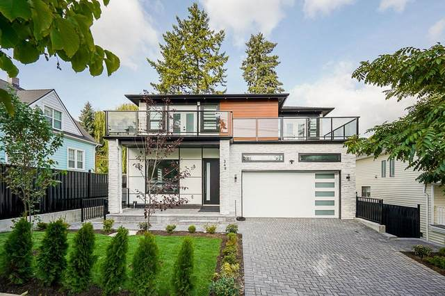 349 Keary Street, New Westminster, BC V3L 3L2 (#R2622717) :: 604 Home Group