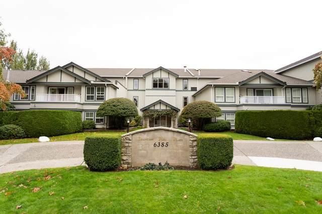 6385 121 Street #205, Surrey, BC V3X 3K6 (#R2622852) :: Macdonald Realty