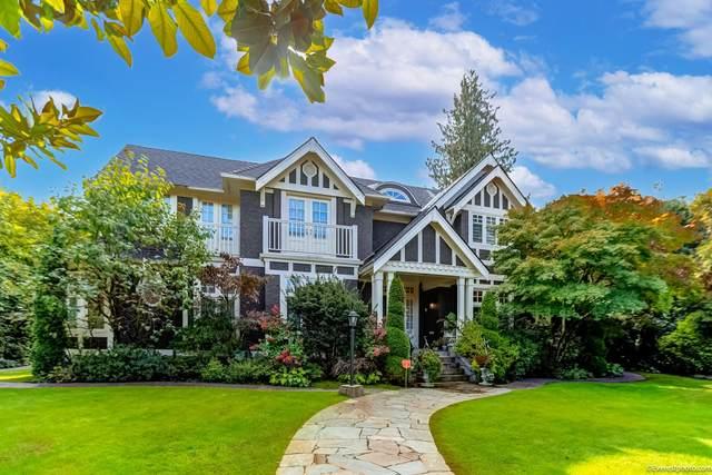 1568 W 32ND Avenue, Vancouver, BC V6J 3A6 (#R2623020) :: Premiere Property Marketing Team