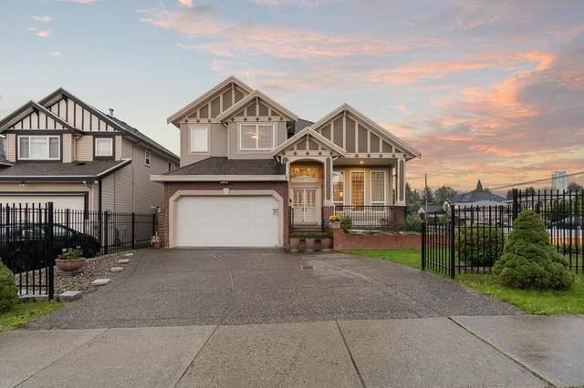 10808 130 Street, Surrey, BC V3T 0A7 (#R2623209) :: Macdonald Realty