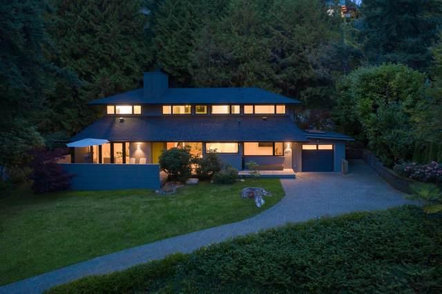 4371 Rockridge Road, West Vancouver, BC V7W 1A6 (#R2623466) :: 604 Home Group