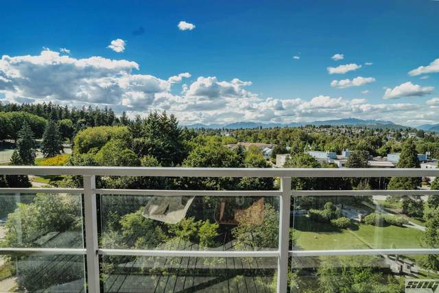 280 Ross Drive #1401, New Westminster, BC V3L 0C2 (#R2624309) :: 604 Home Group