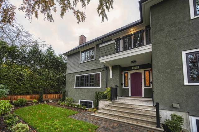 1157 W 33RD Avenue #2, Vancouver, BC V6M 1A3 (#R2624330) :: 604 Home Group