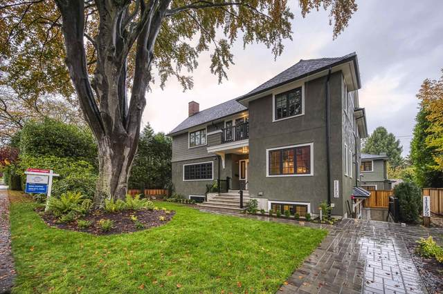 1155 W 33RD Avenue, Vancouver, BC V6M 1A3 (#R2624331) :: 604 Home Group