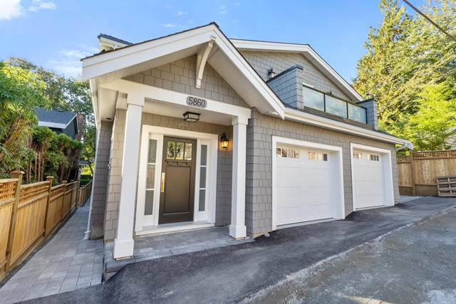 5860 Alma Street, Vancouver, BC V6N 1Y4 (#R2624459) :: 604 Home Group