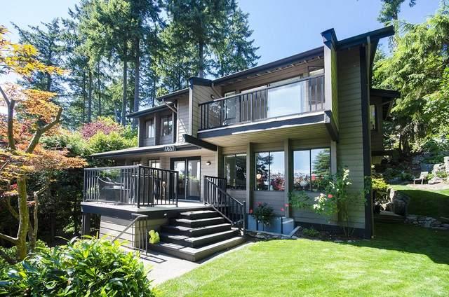 4637 Caulfeild Drive, West Vancouver, BC V7W 1E9 (#R2625162) :: 604 Home Group