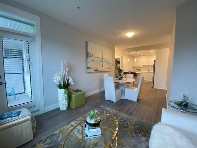 2180 Kelly Avenue #4507, Port Coquitlam, BC V3C 3B1 (#R2625258) :: Ben D'Ovidio Personal Real Estate Corporation | Sutton Centre Realty