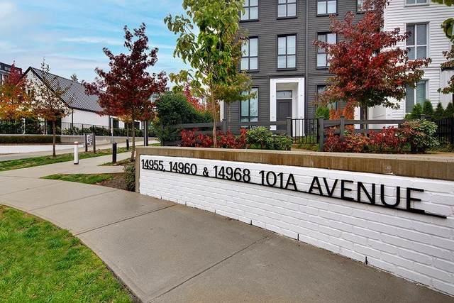 14968 101A Avenue #308, Surrey, BC V3R 0E8 (#R2625375) :: Macdonald Realty