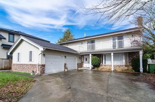 7831 Malahat Avenue, Richmond, BC V7A 4H3 (#R2625745) :: 604 Home Group