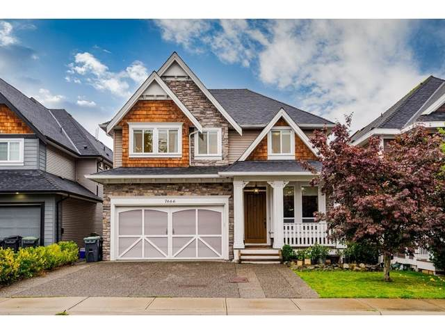 7666 210A Street, Langley, BC V2Y 0L1 (#R2625758) :: Ben D'Ovidio Personal Real Estate Corporation   Sutton Centre Realty