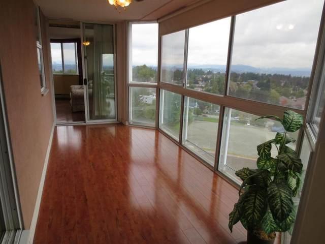 11881 88 Avenue #1507, Delta, BC V4C 8A2 (#R2625976) :: Ben D'Ovidio Personal Real Estate Corporation | Sutton Centre Realty