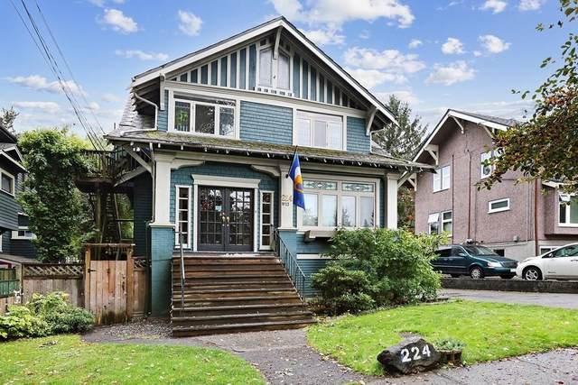 224 W 13TH Avenue, Vancouver, BC V5Y 1V9 (#R2626143) :: 604 Home Group