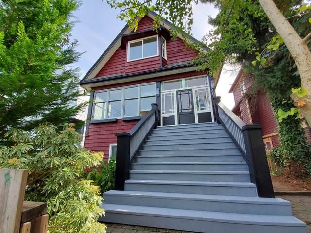 1050 E 13TH Avenue, Vancouver, BC V5T 2L8 (#R2626224) :: Ben D'Ovidio Personal Real Estate Corporation | Sutton Centre Realty
