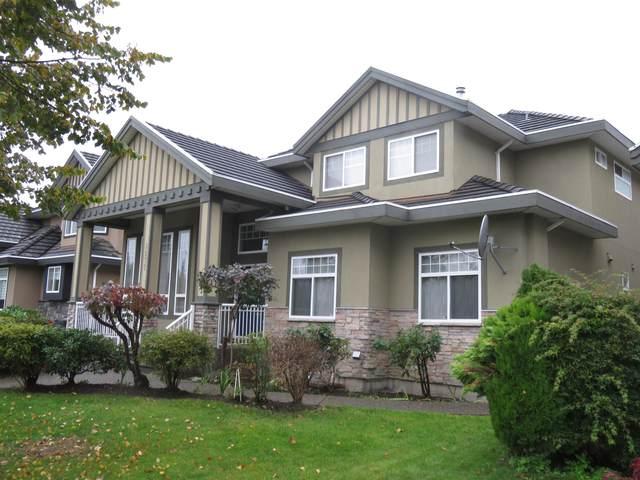 8277 168 Street, Surrey, BC V4N 3H5 (#R2626250) :: Macdonald Realty