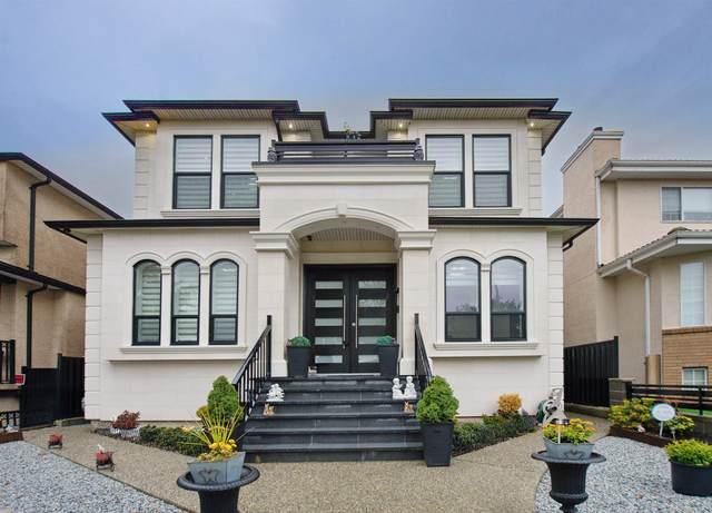 585 E 53RD Avenue, Vancouver, BC V5X 1J4 (#R2626312) :: Ben D'Ovidio Personal Real Estate Corporation | Sutton Centre Realty