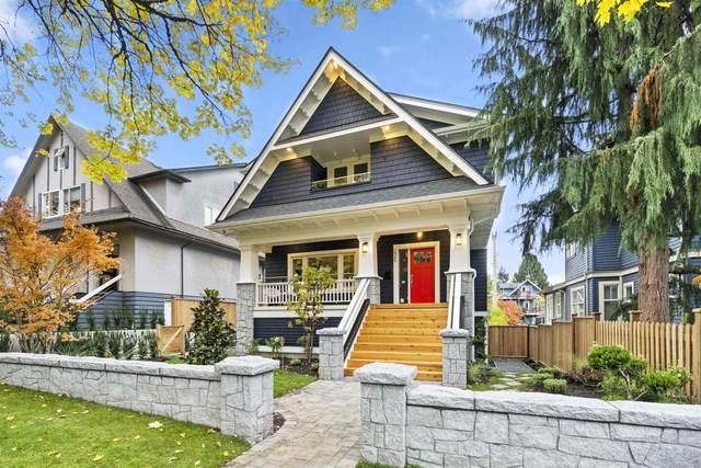 229 W 15TH Avenue, Vancouver, BC V5Y 1Y1 (#R2626713) :: 604 Home Group