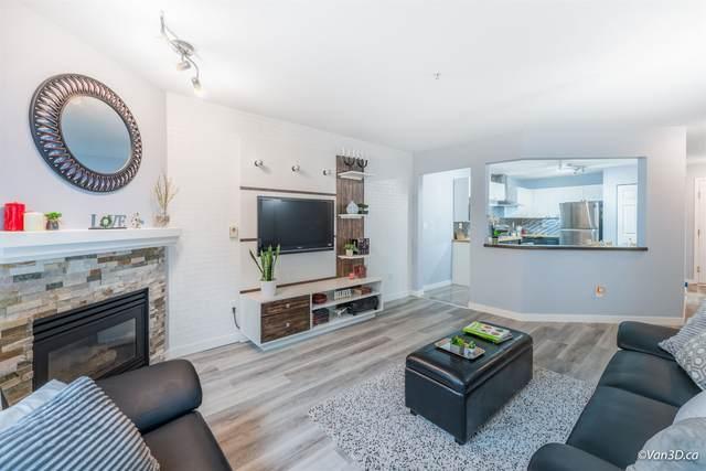 8068 120A Street #202, Surrey, BC V3W 3P3 (#R2627014) :: 604 Realty Group