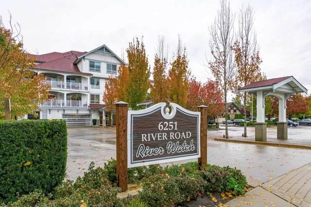 6251 River Road #205, Delta, BC V4K 5G5 (#R2627019) :: 604 Home Group