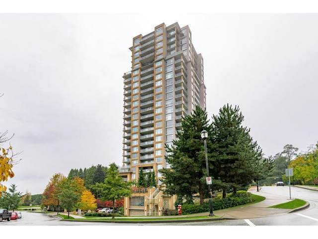 280 Ross Drive #1804, New Westminster, BC V3L 0C2 (#R2627204) :: 604 Home Group