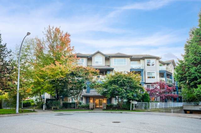 8115 121 A Street #408, Surrey, BC V3W 1J2 (#R2627237) :: 604 Home Group