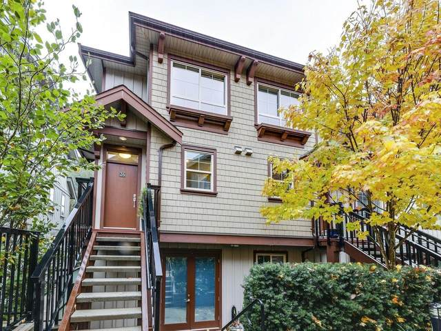 433 Seymour River Place #26, North Vancouver, BC V7H 0B8 (#R2627263) :: 604 Home Group