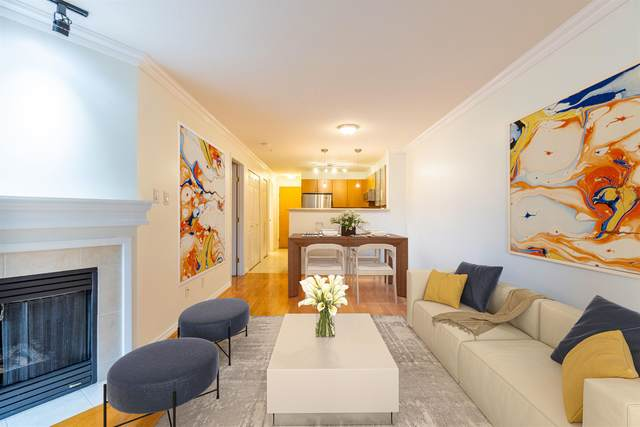2741 E Hastings Street #302, Vancouver, BC V5K 1Z8 (#R2627335) :: 604 Home Group