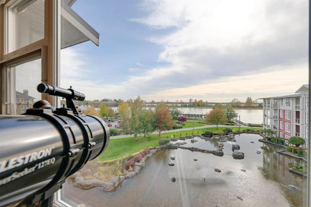 4600 Westwater Drive #403, Richmond, BC V7E 6S2 (#R2627350) :: 604 Home Group