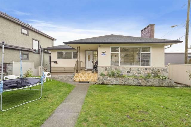 1448 E 62ND Avenue, Vancouver, BC V5P 2K7 (#R2627434) :: 604 Home Group