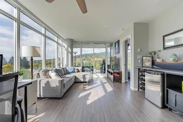 520 Como Lake Avenue #802, Coquitlam, BC V3J 0E8 (#R2627575) :: 604 Home Group