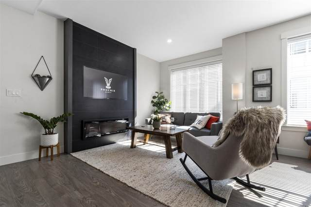 8033 166B Street #20, Surrey, BC V4N 0G7 (#R2627604) :: Initia Real Estate