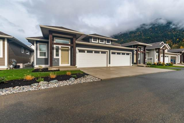 628 Mccombs Drive #28, Harrison Hot Springs, BC V0M 1K0 (#R2627639) :: 604 Home Group
