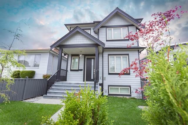2887 Mcgill Street, Vancouver, BC V5K 1H7 (#R2627644) :: 604 Home Group