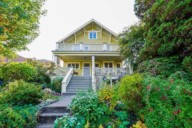 1948 Whyte Avenue, Vancouver, BC V6J 1B3 (#R2627752) :: Initia Real Estate