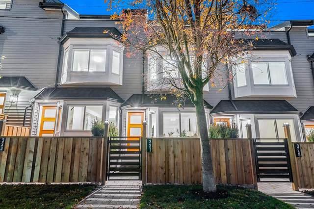 331 Garden Drive, Vancouver, BC V5L 4Z1 (#R2627793) :: 604 Home Group