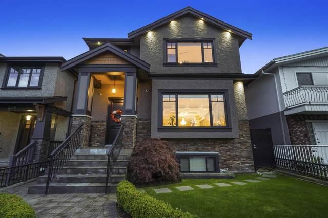 2140 E 39TH Avenue, Vancouver, BC V5P 1H7 (#R2627854) :: 604 Home Group
