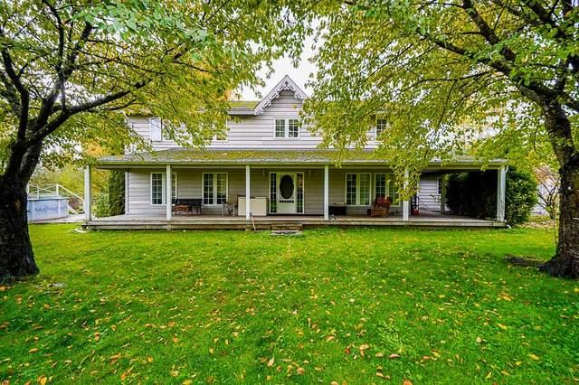 18190 92 Avenue, Surrey, BC V4N 3Y6 (#R2627870) :: Macdonald Realty