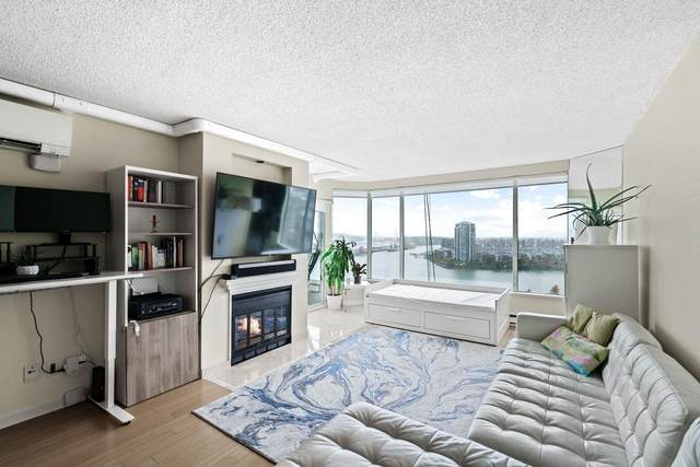 1065 Quayside Drive #1704, New Westminster, BC V3M 1C5 (#R2628209) :: 604 Home Group