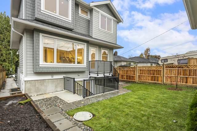 5753 Prince Albert Street, Vancouver, BC V5W 3E1 (#R2628473) :: 604 Home Group