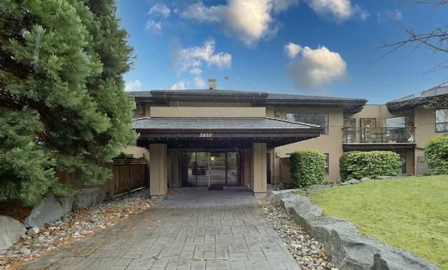 5855 Cowrie Street #204, Sechelt, BC V7Z 0K1 (#R2628567) :: 604 Home Group