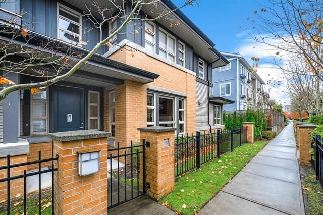 6300 Birch Street #13, Richmond, BC V6Y 4K3 (#R2628580) :: 604 Home Group