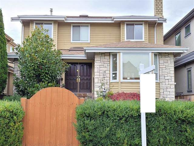 2853 W 23RD Avenue, Vancouver, BC V6L 1P2 (#R2628641) :: 604 Home Group