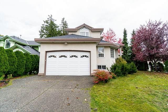 11008 155 Street, Surrey, BC V3R 0X1 (#R2629034) :: 604 Home Group